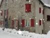La Maison de Jeanne en hiver