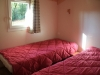 chambre 2 lits chalet